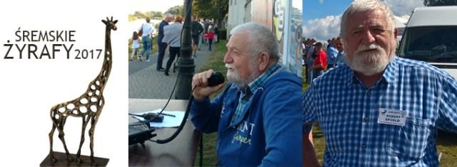 Robert Gołębiowski, nominacja Śremskie Żyrafy 2017