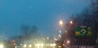 Niż Fryderyk nadciąga do Śremu: silny wiatr i zawieje śnieżne