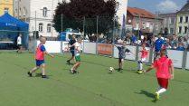 Lech Poznań Street Soccer Tour w Śremie