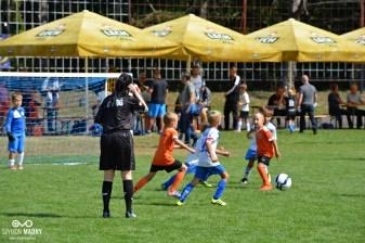 Turniej młodych piłkarzy KT-24 CUP na Stadionie Miejskim w Śremie (foto. Szymon Mądry www.szymonmadry.pl)