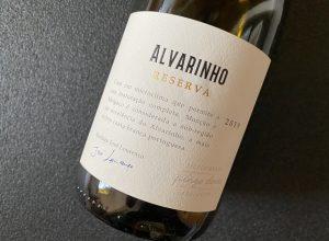 Adega de Monção Vinho Verde Monção e Melgaço Alvarinho Reserva 2019