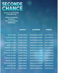 Candice - Seconde Chance
