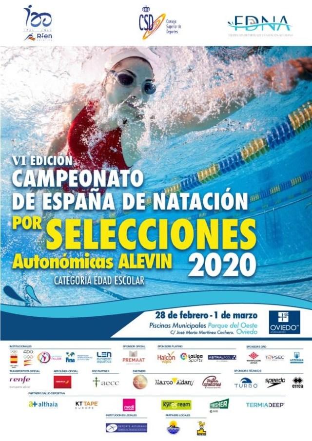 David y Eva entran en escena en el VI Campeonato de España por Selecciones Autonómicas Categoría Escolar