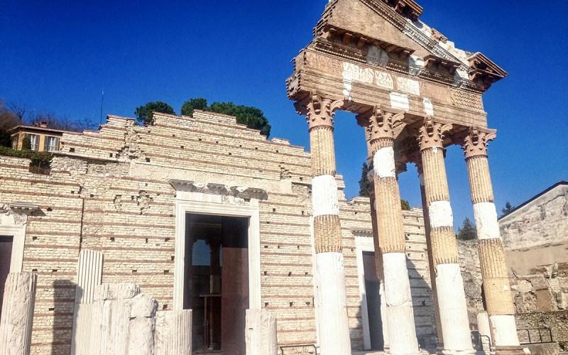 Brescia: Parco Archeologico e Museo di Santa Giulia