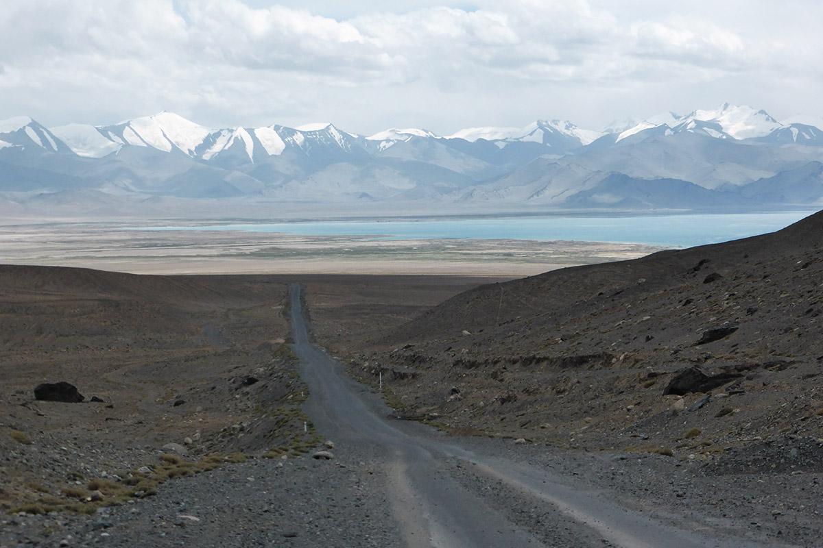 altopiano del tajikistan