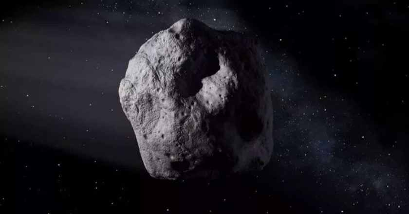 Arriva l'asteroide Apophis