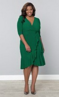 today many full figured women who wear casual plus size ...