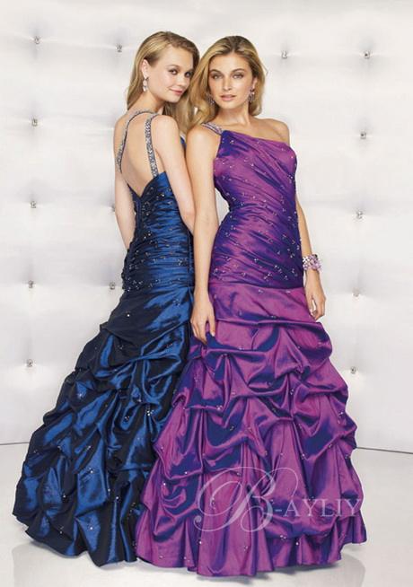 Big poofy prom dresses