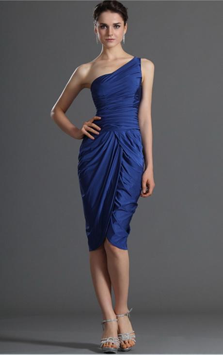 Blue semi formal dresses