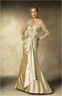 Bridal gowns for older brides