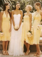 bridesmaid dresses styles