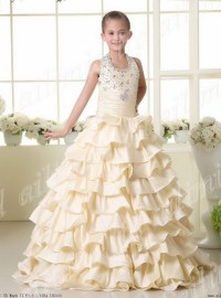 Bridesmaid dresses for kids
