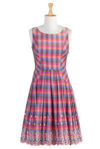 Cotton summer dresses for women