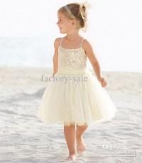 Flower girl dresses for beach wedding