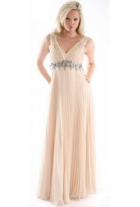 Grecian style evening dresses