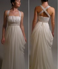Grecian bridesmaid dresses
