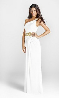 Greek style prom dresses