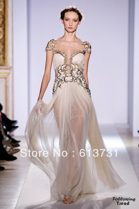 Haute Couture Evening Gowns