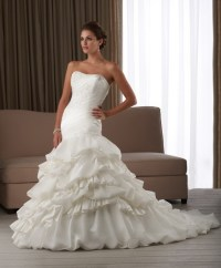 High end wedding gowns