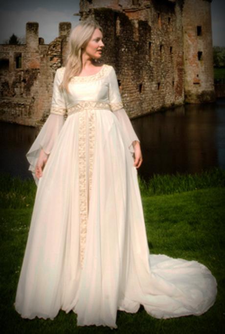 Irish wedding gowns