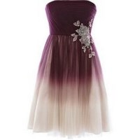 Maroon and White Short Prom Dresses | Fashion Wallpaper