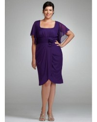 Plus size dresses for mother of the groom