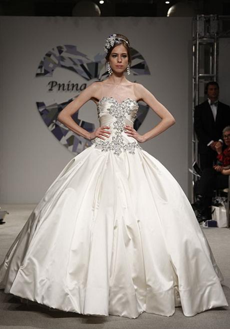 Pnina tornai bridal gowns