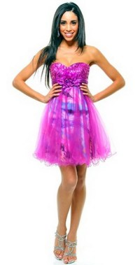Poofy homecoming dresses