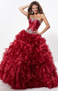 Poofy Homecoming Dresses - Boutique Prom Dresses
