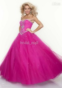 Pouffy Prom Dresses - Boutique Prom Dresses