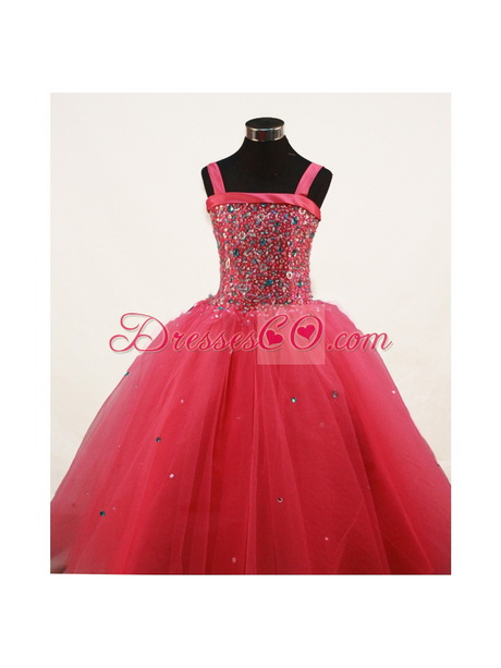 Red dress for kids