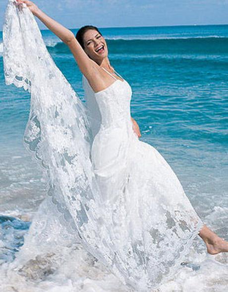 Unique Beach Wedding