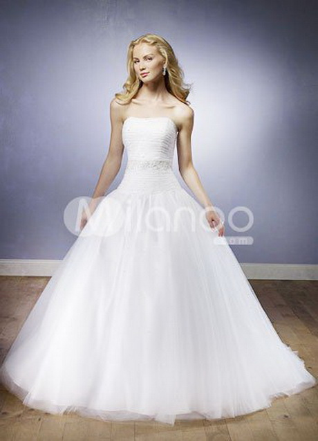 White debutante ball gowns
