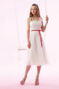 Young bridesmaid dresses