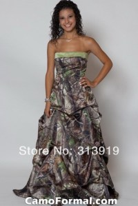 Camouflage Prom Dresses 2018 - Prom Dresses 2018