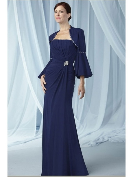 Evening wedding dresses for guests