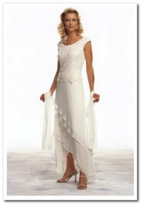 Casual Wedding Dresses For The Older Bride - Bridesmaid ...
