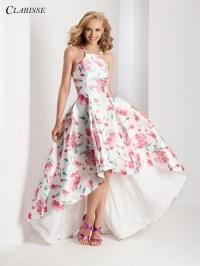 Floral prom dresses 2018