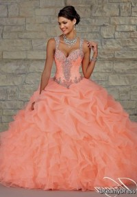 Gold quinceanera dresses 2018