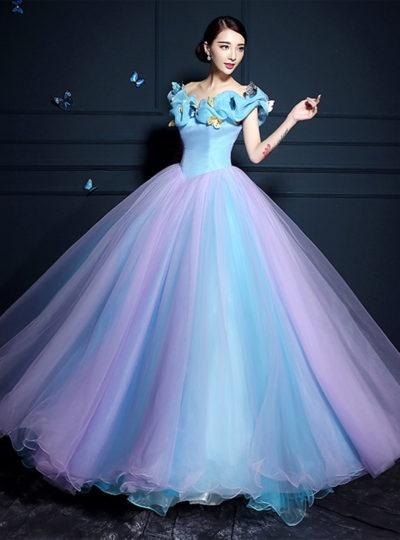 Princess prom dresses 2018