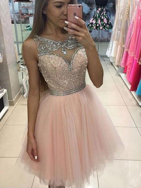 Short prom dresses 2018