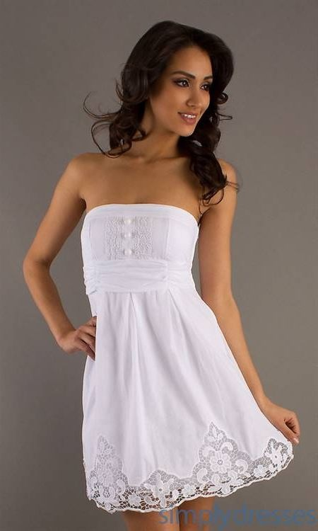 White Jcpenney Dresses S