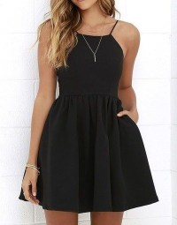 Cute simple dresses
