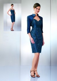 Special occasion dresses jacket