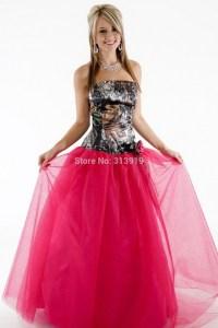 Camo prom dresses 2016