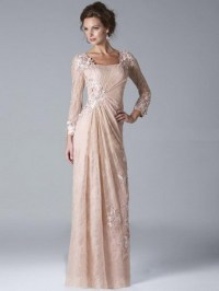Fall mother of the bride dresses 2016