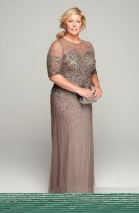 Vera Wang Mother Of The Bride Dresses Plus Size - Discount ...