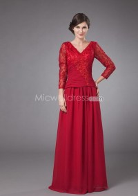 Party dresses with sleeves for women