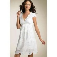 Womens cotton sundresses