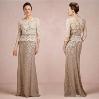 Mother of the bride dresses formal